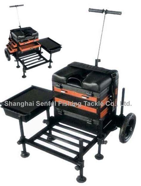 fishing seat box with wheels china fishing seat box with wheel and handle se10018