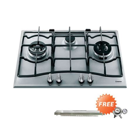 Kompor Oven Ariston jual ariston pc 730 rtgh kompor gas silver