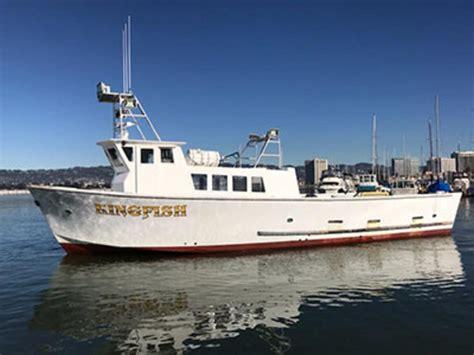 charter boat fishing emeryville kingfish sportfishing emeryville ca