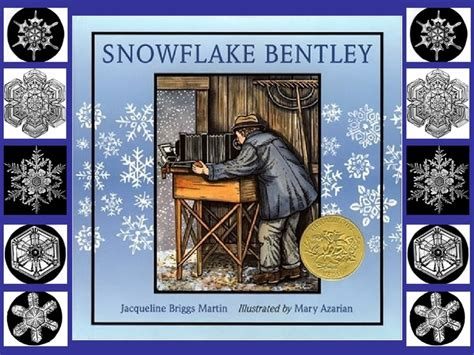 snowflake bentley book snowflake bentley