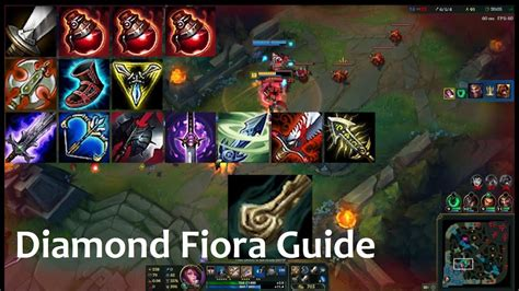 fiora top build how to play fiora a fiora guide