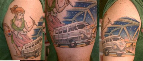 vw beetle tattoo designs vw designs