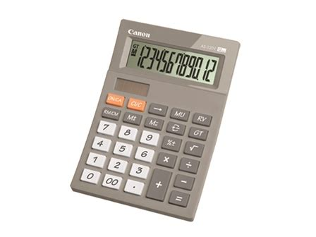 Kalkulator 12 Digit Canon As 120v Color Series Hp Ink Bottle Gt51 Black Office Warehouse Inc
