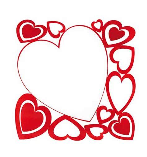 cornici a forma di cuore specchi e specchianti casa design