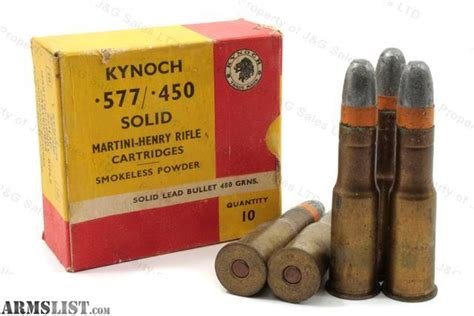 martini henry ammo armslist for sale rare 577 henry martini ammo bullets