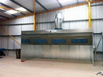 refurbished dust fume extraction