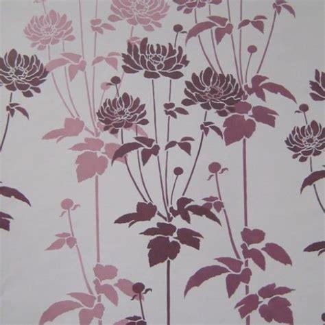 Garden Wall Stencils by Flower Stencil Garden Anemone Reusable Stencils For Easy