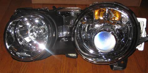 Lu Hid Type 2 brand new setof jaguar s type 03 oem xenon hid headlights