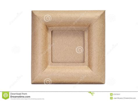 Paper Mache Frames How To Make - paper mache frame royalty free stock photography image