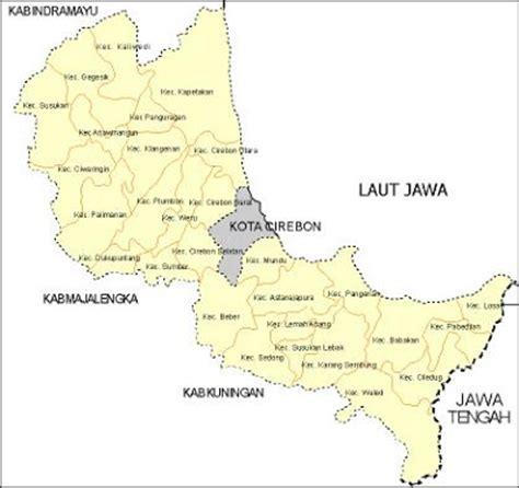 map cirebon kota