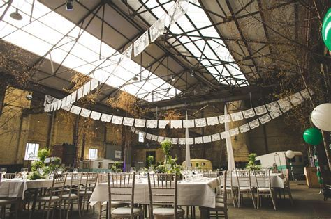 Camp and Furnace wedding in Liverpool