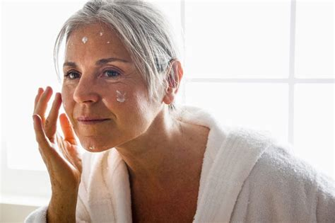 Skin Care In The 50s by The Best Skin Care Products For Age 50