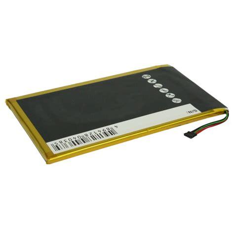 nook color battery 3pc ereader battery for nook color nook tablet avpb001