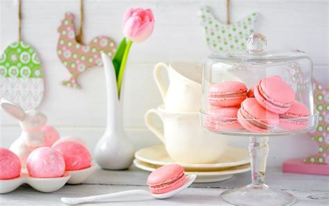 Macarons Backgrounds   Wallpaper, High Definition, High