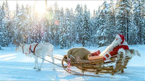 babbo natale esiste testo babbo natale per bambini i segreti delle renne di santa