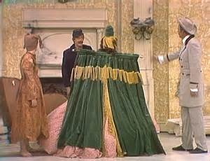carol burnett with the wind drapes weddings from hell with the wind wedding and