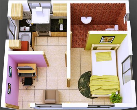 ideas de decoracion  casas pequenas