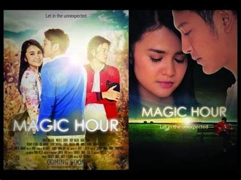 film magic hour the movie film kisah asmara remaja magic hour review youtube