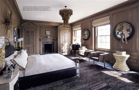 kelly wearstler home decor kelly wearstler in marie claire maison spring 2014 master