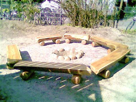 Sitzgelegenheit Feuerstelle by Sitzgelegenheiten Besendahl Naturnahe Spielger 228 Te