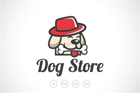 family pet store logo template logo templates creative designtube creative design content