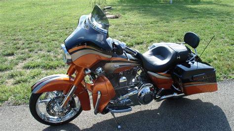 Harley Davidson Hd011 Black Orange 2011 cvo sese2 orange and black harley davidson forums