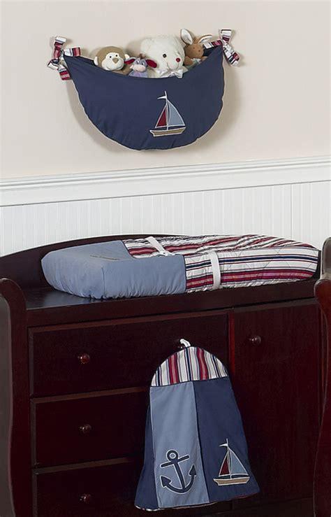 Nautical Themed Crib Bedding by Cheap Navy Blue Nautical Sail Boat Themed 9p Baby Boy Crib