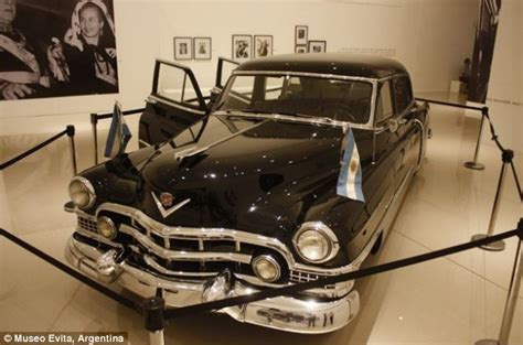 Cadillac Of State Peron S Official State Cadillac Expected To Fetch More