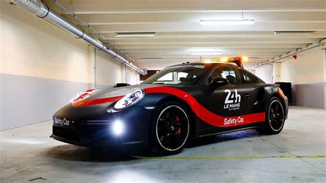 porsche  turbo named official safety car  wec autoguidecom news
