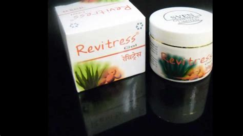 Hair Style Gel Formulations by Revitress Hair Growth Gel Total Hair Protection