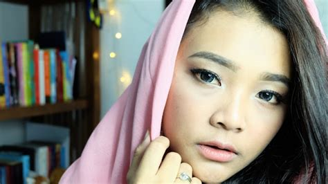 tutorial eyeshadow wardah seri m ririeprams beauty blogger indonesia one brand makeup