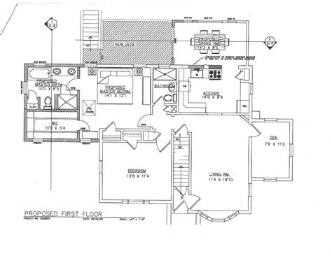 home addition blueprints addition plans