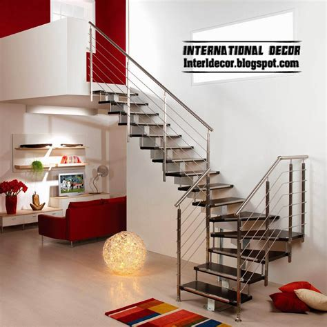 Interior Stairs Design Staircase Design With Modern Techniques
