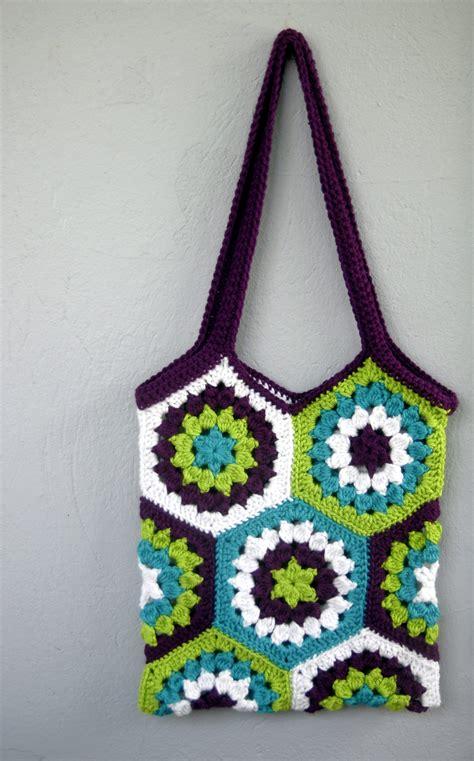 crochet market bag pattern pinterest crochet hexagon market bag photosarah crafts