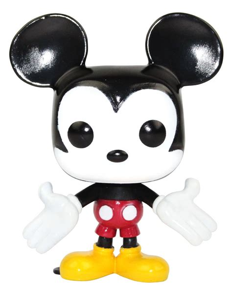 Funko Pop Mickey Mouse funko pop disney series 1 mickey mouse vinyl figure collectible 3 75 quot