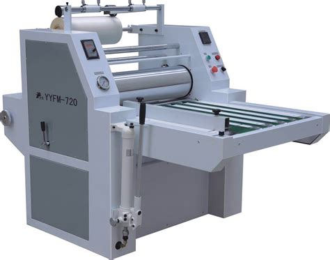 Mesin Laminasi Roll 360 mesin laminasi high press premium 520 pressure dan