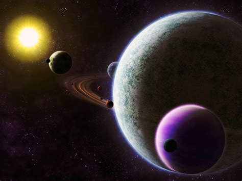 wallpaper bintang wallpapers solar system wallpapers