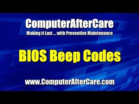 Asus Laptop Bios Beep Codes power on self test mashpedia free encyclopedia