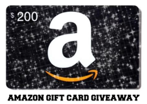 Free 300 Amazon Gift Card - amazon 200 gift card giveaway debt free spending