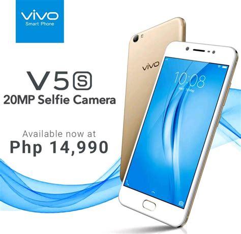 V5s Vivo vivo v5s price for the philippines revealed