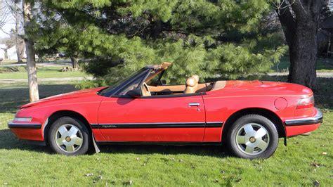 1990 buick reatta convertible 1990 buick reatta convertible g66 indy 2016