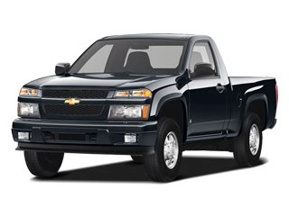 chevrolet colorado repair service and maintenance cost