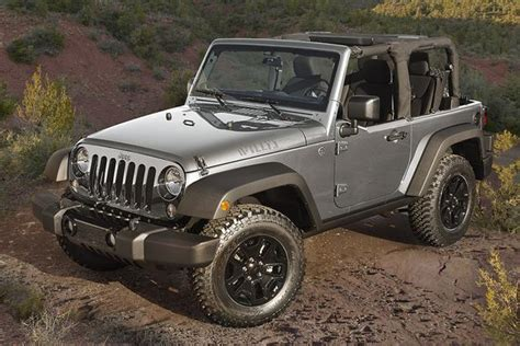 Jeep Wrangler Auto Trader 2015 Jeep Wrangler New Car Review Autotrader