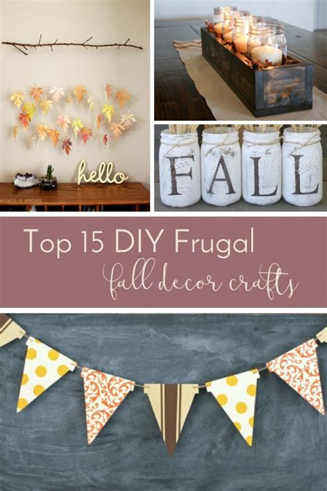 frugal home decorating blogs top 15 diy blogs crafts