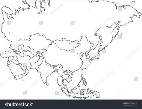 Blind Map Of Asia blind map of asia derietlandenexposities