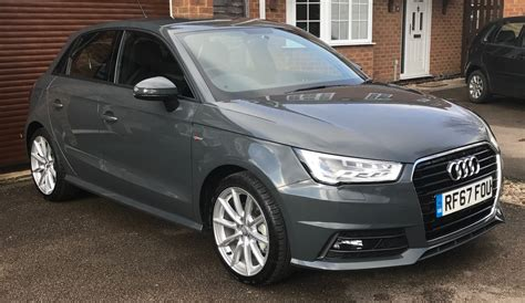 Audi A1 S Line by In Review Audi A1 1 4 Tfsi S Line