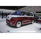Le Nouveau Volkswagen Combi Cru 2013  Actu Automobile