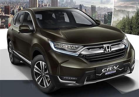 Harga Koil Honda by Harga Honda Crv 2018 Review Spesifikasi Gambar Otomotifo