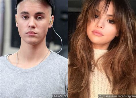 Selena Gomez New Hairstyle by Justin Bieber Selena Gomez S New Hairstyle Thinks