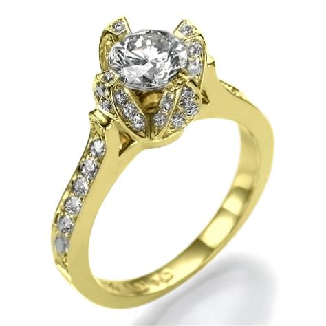 unique collection of rings for engagement designs